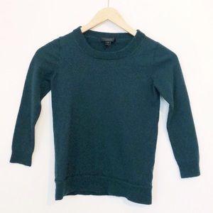 J Crew Merino Wool Crewneck Sweater